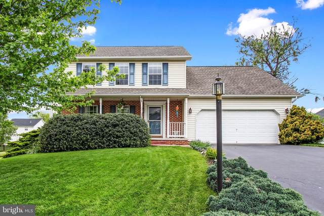 788 Willow Ridge Drive, YORK, PA 17404 (#PAYK157902) :: The Joy Daniels Real Estate Group