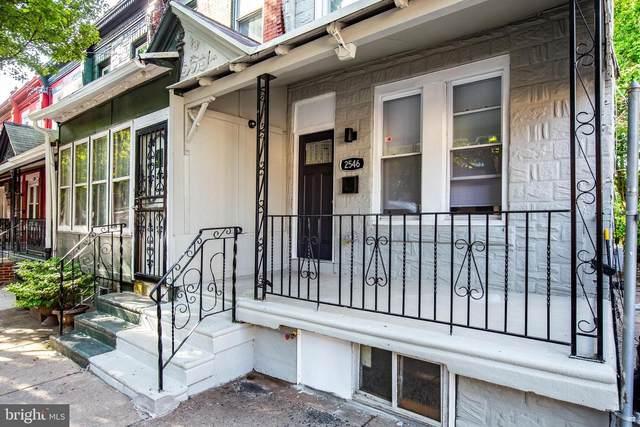 2546 W Gordon Street, PHILADELPHIA, PA 19132 (#PAPH1014854) :: Jason Freeby Group at Keller Williams Real Estate