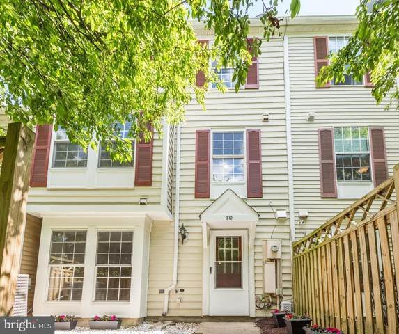 312 Palmspring Drive, GAITHERSBURG, MD 20878 (#MDMC757162) :: Dart Homes