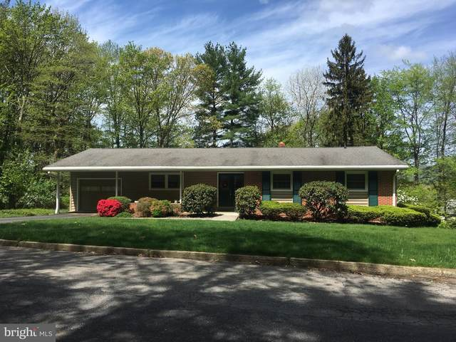 137 S 26TH Street, POTTSVILLE, PA 17901 (#PASK135212) :: The Joy Daniels Real Estate Group