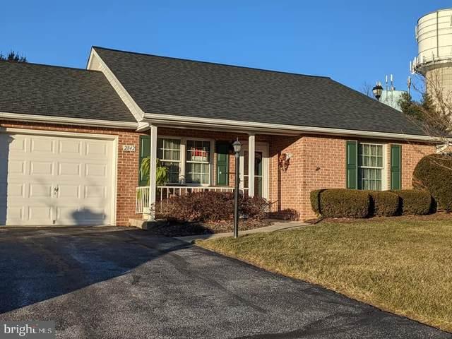 2842 Carlisle Drive #5, NEW WINDSOR, MD 21776 (#MDCR204372) :: Dart Homes