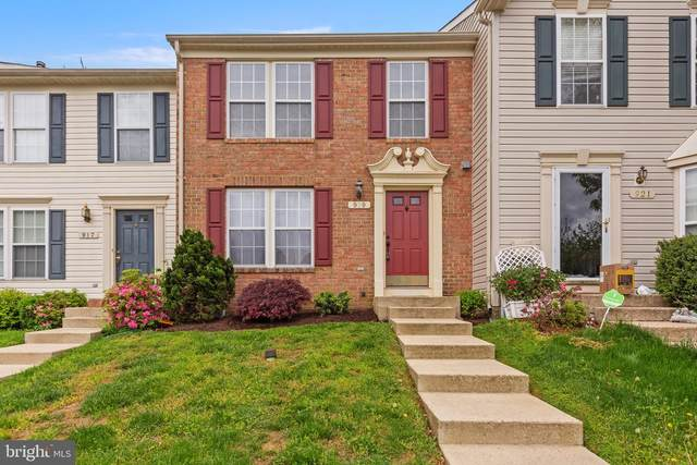 919 Deerberry Court, ODENTON, MD 21113 (#MDAA467536) :: ExecuHome Realty