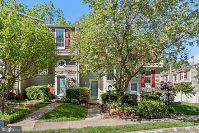 1588 Woodcrest Drive, RESTON, VA 20194 (#VAFX1199372) :: Jacobs & Co. Real Estate