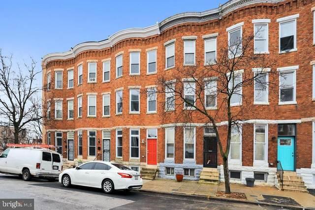 521 E 21ST Street, BALTIMORE, MD 21218 (MLS #MDBA550036) :: Maryland Shore Living | Benson & Mangold Real Estate
