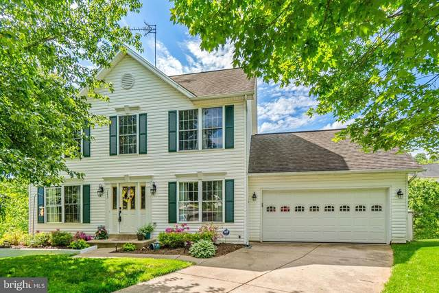 243 Windward Court, WARRENTON, VA 20186 (#VAFQ170466) :: Colgan Real Estate