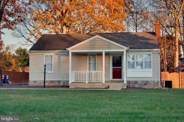 5605 Clifton Road, CLIFTON, VA 20124 (#VAFX1199378) :: Dart Homes