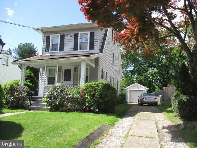 817 President Avenue, LAWRENCE TOWNSHIP, NJ 08648 (#NJME312066) :: REMAX Horizons