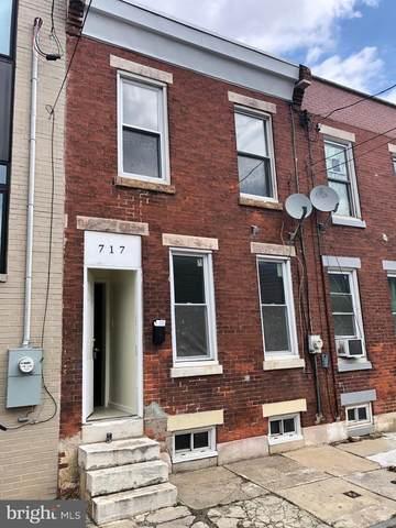 717 Daly Street, PHILADELPHIA, PA 19148 (#PAPH1014878) :: Keller Williams Real Estate