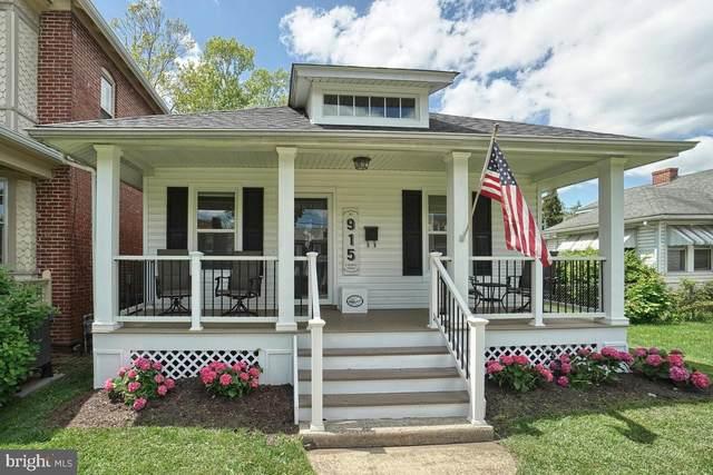 915 N Market Street, FREDERICK, MD 21701 (#MDFR282164) :: Corner House Realty