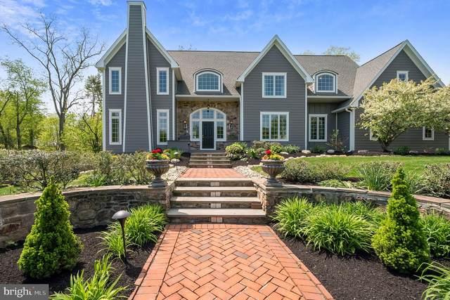2840 Ashton Court, DOYLESTOWN, PA 18902 (#PABU526816) :: Jason Freeby Group at Keller Williams Real Estate
