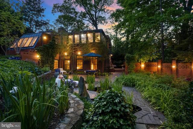 2550 28TH Street NW, WASHINGTON, DC 20008 (#DCDC520592) :: Dart Homes