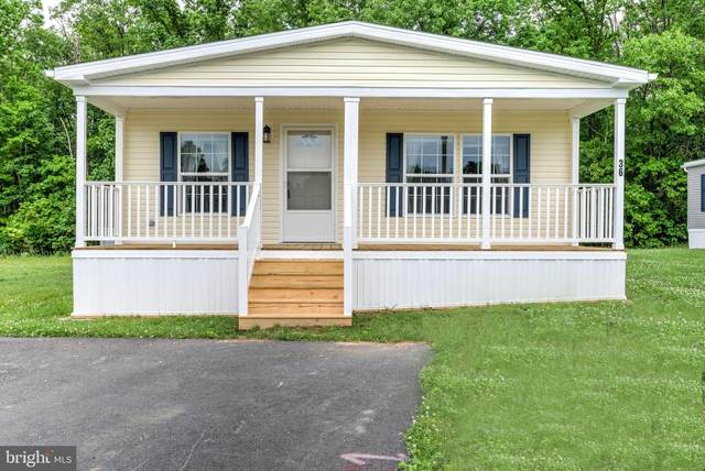 27 Meadowview Drive, NEW BLOOMFIELD, PA 17068 (#PAPY103418) :: The Joy Daniels Real Estate Group