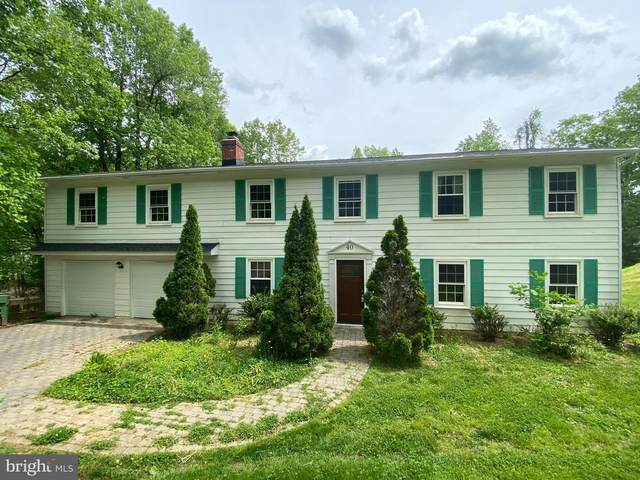 40 Hickory Ridge Drive, FREDERICKSBURG, VA 22405 (#VAST232130) :: Dart Homes
