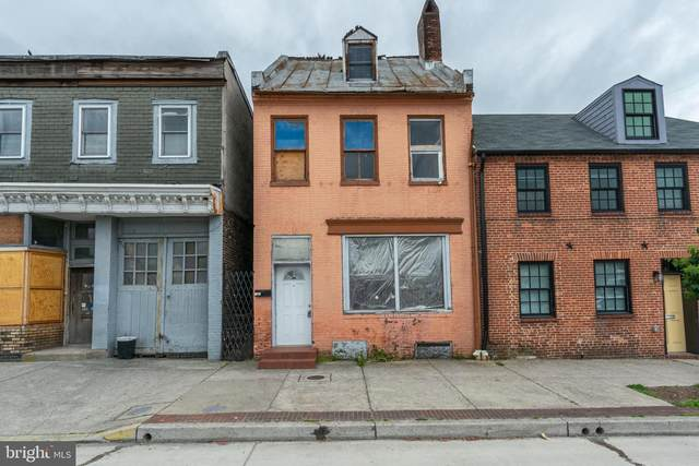 1503 Eastern Avenue, BALTIMORE, MD 21231 (#MDBA550066) :: Dart Homes