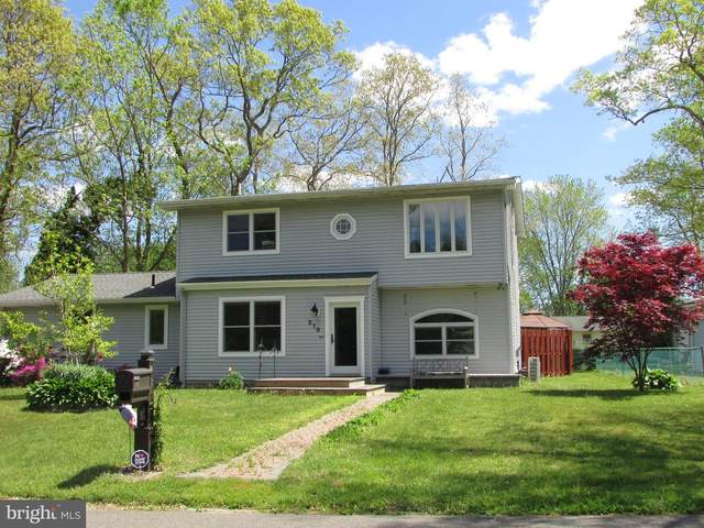 210 Birch Road, TUCKERTON, NJ 08087 (#NJBL397186) :: The Team Sordelet Realty Group