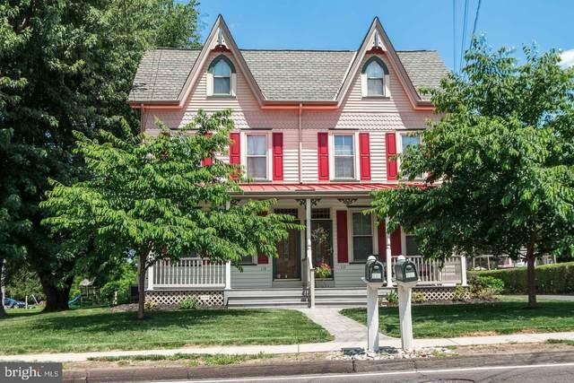 119 Bustleton Pike, SOUTHAMPTON, PA 18966 (MLS #PABU526838) :: PORTERPLUS REALTY