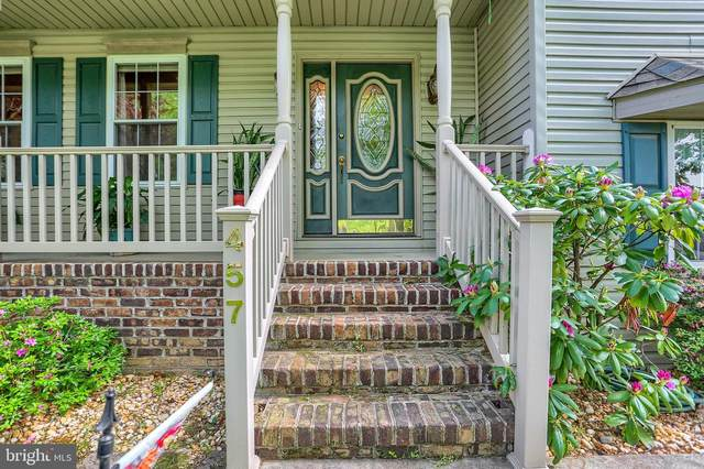 457 Fairview Drive, HANOVER, PA 17331 (#PAYK157930) :: The Joy Daniels Real Estate Group
