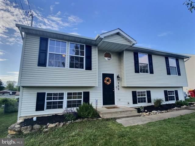 309 13TH Avenue, RANSON, WV 25438 (#WVJF142486) :: Murray & Co. Real Estate