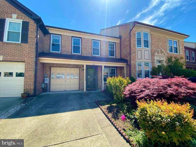 1017 Sextant Court, ANNAPOLIS, MD 21401 (#MDAA467578) :: Dart Homes