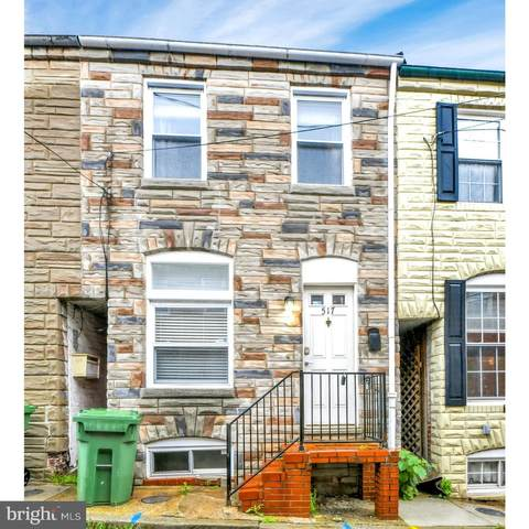 517 S Madeira Street, BALTIMORE, MD 21231 (#MDBA550084) :: The Team Sordelet Realty Group