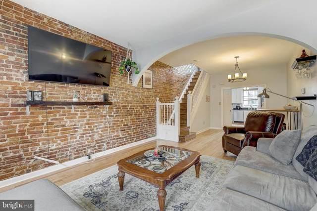 634 S Linwood Avenue, BALTIMORE, MD 21224 (#MDBA550086) :: Corner House Realty