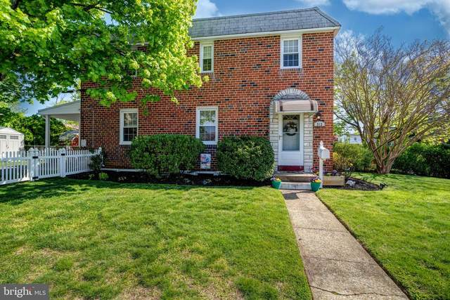 313 Gilmore Street, FOLSOM, PA 19033 (#PADE545534) :: The Team Sordelet Realty Group