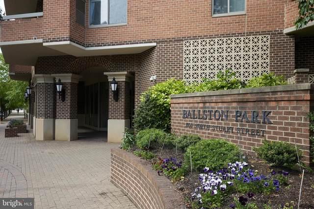 1050 N Stuart Street #504, ARLINGTON, VA 22201 (#VAAR181070) :: City Smart Living