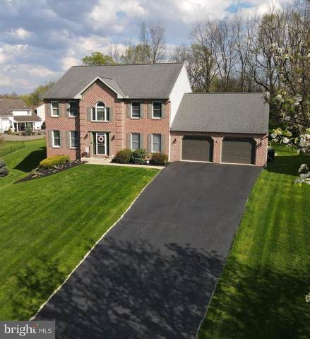 125 Park Place Drive, READING, PA 19608 (#PABK377164) :: ExecuHome Realty