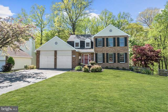 8261 Rippling Branch Road, LAUREL, MD 20723 (#MDHW294298) :: Bruce & Tanya and Associates