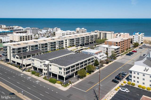 14100 Coastal Highway #107, OCEAN CITY, MD 21842 (#MDWO122262) :: Shamrock Realty Group, Inc