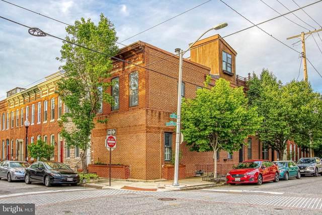400 E Cross Street, BALTIMORE, MD 21230 (#MDBA550098) :: Keller Williams Flagship of Maryland