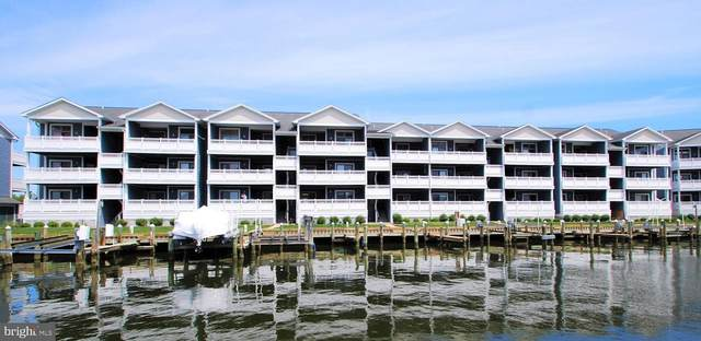 201 S Heron Drive 15B, OCEAN CITY, MD 21842 (#MDWO122266) :: Shamrock Realty Group, Inc