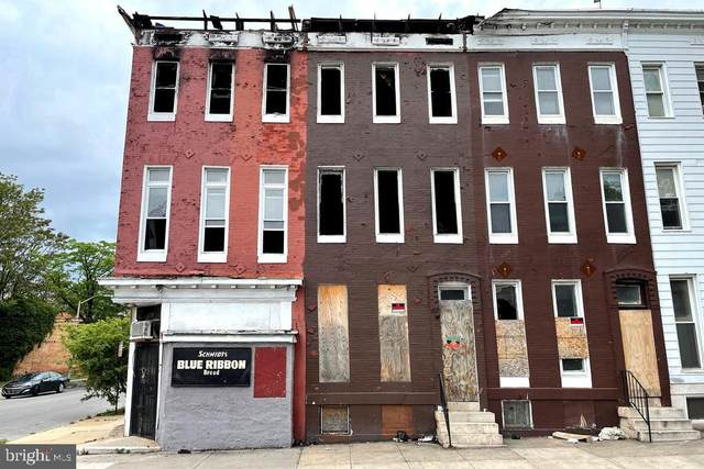 1702 N Fulton Avenue, BALTIMORE, MD 21217 (#MDBA550100) :: ExecuHome Realty