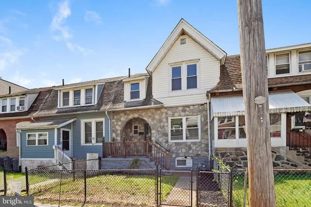 33 Cedar Street, MARCUS HOOK, PA 19061 (#PADE545538) :: Shamrock Realty Group, Inc