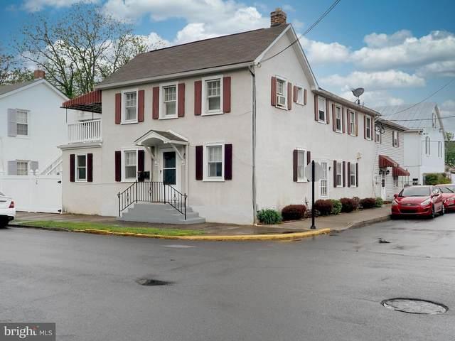 326 E Liberty Street E, CHARLES TOWN, WV 25414 (#WVJF142490) :: The Riffle Group of Keller Williams Select Realtors
