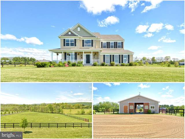6137 Picnic Woods Road, JEFFERSON, MD 21755 (#MDFR282186) :: Corner House Realty