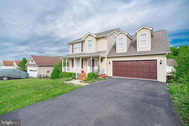 179 Whirlwind Drive, MARTINSBURG, WV 25404 (#WVBE185842) :: EXIT Realty Enterprises