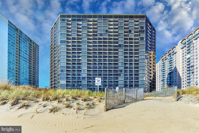 10900 Coastal Highway #1410, OCEAN CITY, MD 21842 (#MDWO122270) :: Advon Group
