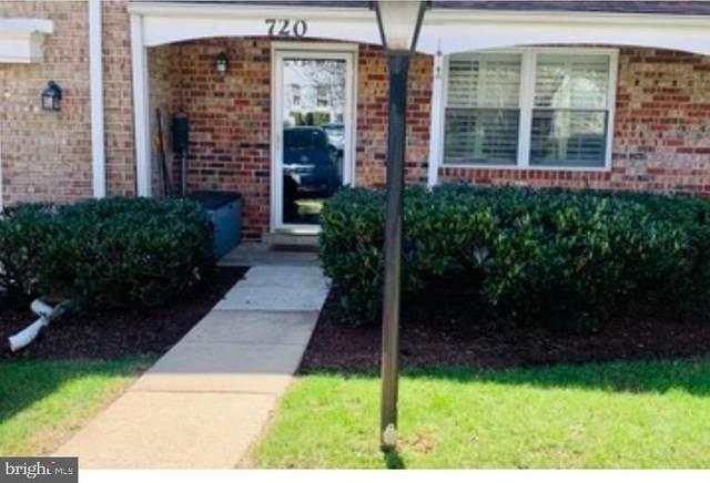 720 Azalea Drive #10, ROCKVILLE, MD 20850 (#MDMC757234) :: Murray & Co. Real Estate