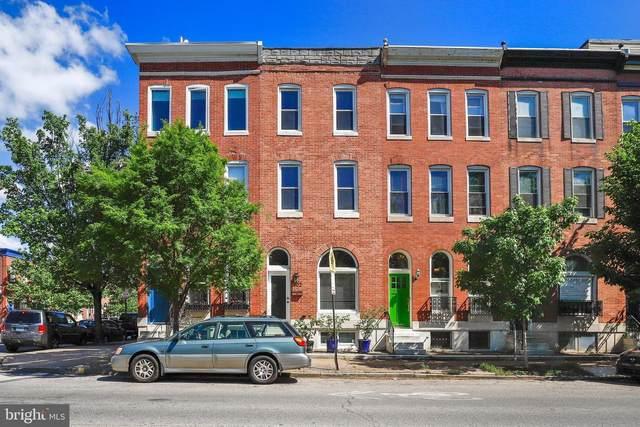 2802 E Baltimore Street, BALTIMORE, MD 21224 (#MDBA550112) :: The Sky Group