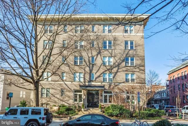 1916 17TH Street NW #303, WASHINGTON, DC 20009 (#DCDC520640) :: Corner House Realty