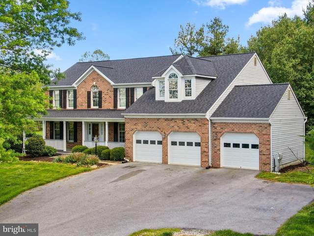 12808 Forest Creek Court, SYKESVILLE, MD 21784 (#MDHW294304) :: New Home Team of Maryland