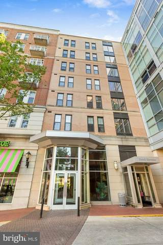 444 W Broad Street #417, FALLS CHURCH, VA 22046 (#VAFA112102) :: Nesbitt Realty