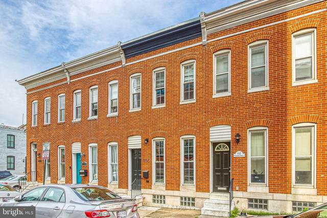 1705 Clarkson Street, BALTIMORE, MD 21230 (#MDBA550124) :: Bruce & Tanya and Associates