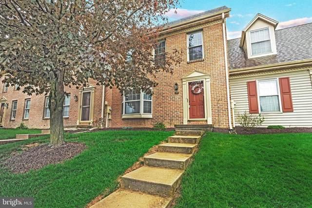 134 Crown Pointe Drive M134, YORK, PA 17402 (#PAYK157952) :: The Joy Daniels Real Estate Group