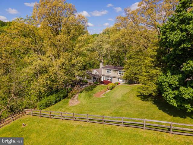 2301 Gillis Road, MOUNT AIRY, MD 21771 (#MDCR204392) :: Teal Clise Group