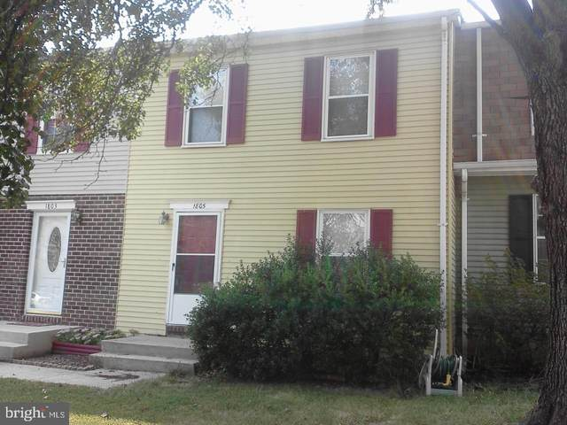 1805 Sparrow Court, SEVERN, MD 21144 (#MDAA467600) :: Bruce & Tanya and Associates