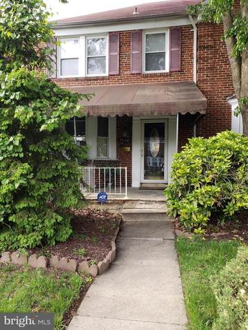 1542 Northgate Road, BALTIMORE, MD 21218 (#MDBA550132) :: ExecuHome Realty