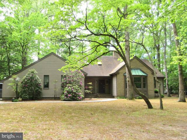 2830 Meadowbrook Road, FEDERALSBURG, MD 21632 (#MDCM125458) :: ExecuHome Realty