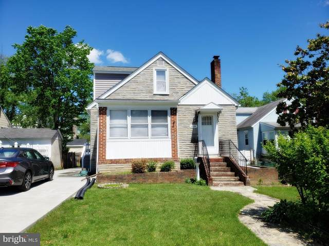 3404 Keene Avenue, BALTIMORE, MD 21214 (#MDBA550142) :: ExecuHome Realty